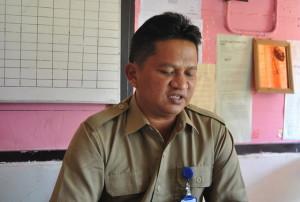 Kepala Seksi Penaggulangan Penyakit Dinas Kesehatan Kabupaten Penajam Paser Utara, Eka Wardhana (Dika - Hello Borneo)