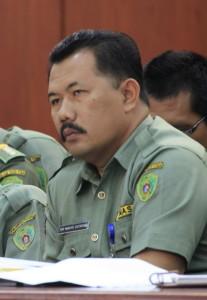 Kepala Dinas Pendapatan Daerah (Dispenda) Kabupaten Penajam Paser Utara, Tur Wahyu Sutrisno (Suherman - Hello Borneo)