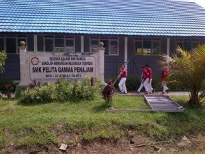 SMK Pelita Gamma Penajam Terancam Tidak Dapat BOS