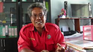 Supervisor Pembangkit Listrik Tenaga Disel (PLTD) Girimukti, Kabupaten Penajam Paser Utara,  Komari (AH Ari B - Hello Borneo)