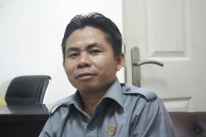Wakil Ketua Komisi I DPRD Penajam Paser Utara, Sariman (Bagus Purwa - Hello Borneo)
