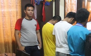 Lima ABG Pelaku ditangkap Satreskrim Polres Paser. (Rapal JKN - Hello Borneo)