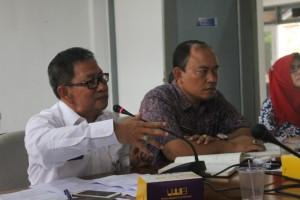 Rapat penyambutan Kapsul Waktu yang akan melewati Kabupaten Paser. (Rapal JKN - Hello Borneo)