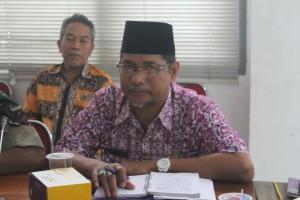 Kepala Dinas Pendidikan  Paser Shafruddin Ismail. (Rapal JKN - Hello Borneo)