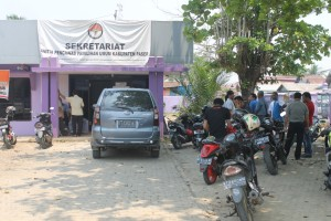 Kantor Panwaslu Paser. (Rapal JKN - Hello Borneo)