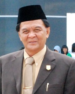 Ketua DPRD Kabupaten Paser, H Kaharuddin