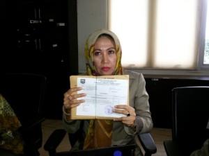 SK Pj Bupati Paser akhirnya turun. (Rapal JKN - Hello Borneo)