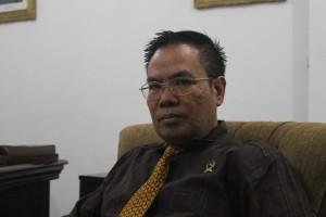 Kepala PN Tana Grogot Agus Hamzah. (Rapal JKN - Hello Borneo)