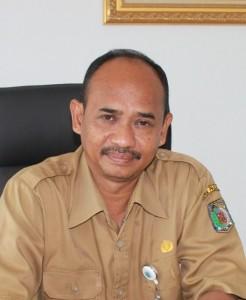 Kepala Dinas Sosial Kabupaten Paser Amirrudin Ahmad