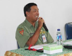Kepala Badan Pemberdayaan Masyarakat dan Pemerintahan Desa (BPM PD) Kabupaten Penajam Paser Utara, Kalimantan Timur, Dul Azis