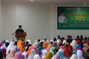Peringatan tahun baru Islam 1 Muharram 1437 Hijriyah di Kabupaten Penajam Paser Utara (Suherman - Hello Borneo).