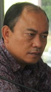 Kepala Bagian Pemerintahan Kabupaten Paser Paulus Margita. (Rapal JKN - Hello Borneo)