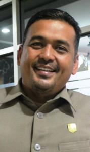 Wakil Ketua Komisi II DPRD Kabupaten Paser, Hendrawan Putra