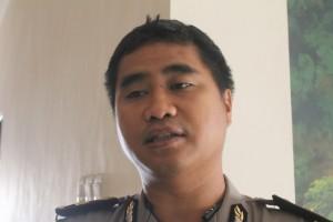 Kabag Ops Polres Paser Kompol Rio Cahyowidi