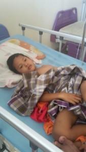 Mengantri berhari-hari menunggu dokter bedah. (Rapal JKN - Hello Borneo)