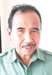 Kepala Dinas Kesehatan Kabupaten Paser Dewa Sudarsana. (Rapal JKN - Hello Borneo)