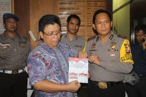 Surat Suara Pilkada Paser telah tiba, setelah pelipatan siap di distribusikan. (Rapal JKN - Hello Borneo)