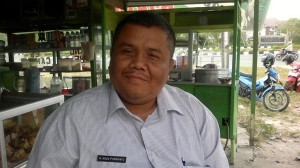 Kasi Pos Telekomunikasi Dishubbudpar dan Kominfo Kabupaten Penajam Paser Utara, Agus Purwanto (Bagus Purwa - Hello Borneo)