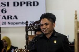 Wakil Ketua Komisi I DPRD Kabupaten Penajam Paser Utara, Sariman (Suherman - Hello Borneo)