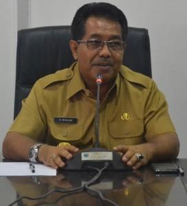Pj Bupati Paser, Ibrahim. (Rapal JKN - Hello Borneo)