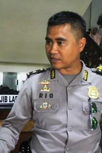 Kabag Ops Polres Paser, Kompol Rio Cahyowidi. (Rapal JKN - Hello Borneo)