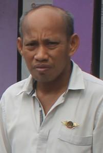 Kabag Pengawasan Panwaslu Kabupaten Paser Syamsul Rais. (Rapal JKN - Hello Borneo)