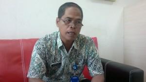 Kabid Kesehjateraan dan Kedudukan Hukum BKD Kabupaten Penajam Paser Utara, Dahlan (Bagus Purwa - Hello Borneo)