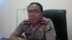 Kapolres Penajam Paser Utara, AKBP Raden Djarot Agung Riadi(Bagus Purwa - Hello Borneo)