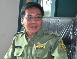 Kepala Bagian Hukum Sekretariat Kabupaten Penajam Paser Utara, Suhardi (Dika - Hello Borneo)