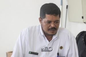 Kepala Bidang Perikanan Dinas Kelautan dan Perikanan Kabupaten Penajam Paser Utara, Andi Trasodiharto (Suherman - Hello Borneo)