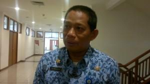 Pelaksana tugas Kepala Badan Kepegawaian Daerah Kabupaten Penajam Paser Utara, Alimuddin (Bagus Purwa - Hello Borneo)