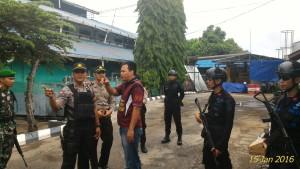 Waspada teroris, Polres Paser jaga perbatasan Kaltim-Kalsel. (Rapal JKN - Hello Borneo)