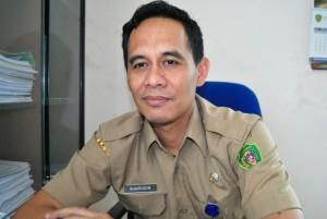 Kepala Bidang Pengembangan Kepegawaian Badan Kepegawaian Daerah (BKD) Kabupaten Penajam Paser Utara, Khairuddin (Dika - Hello Borneo)