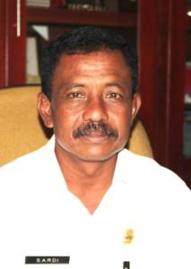 Kepala Bagian Humas dan Protokol Sekretariat Kabupaten Penajam Paser Utara, Sardi (Iskandar - Humas Setkab Penajam Paser Utara)