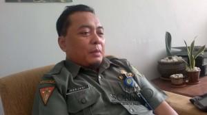Pelaksana Tugas Kepala Disdikpora Kabupaten Penajam Paser Utara, Marjani (AH Ari B - Hello Borneo)