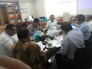 Pembentukan konsorsium pembangunan jembatan penghubung  Penajam-Balikpapan (dok. Humas Setkab Penajam Paser Utara)