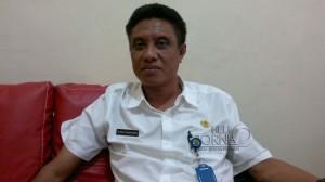 Sekretaris Disosnaker Kabupaten Penajam Paser Utara, Andi Singkerru (Bagus Purwa - Hello Borneo)
