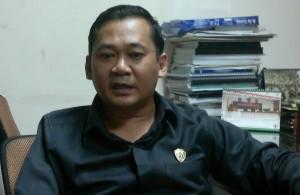 Wakil Ketua DPRD Kabupaten Penajam Paser Utara, Sudirman (AH Ari B - Hello Borneo).