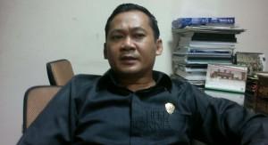 Wakil Ketua DPRD Kabupaten Penajam Paser Utara, Sudirman (AH Ari B - Hello Borneo)