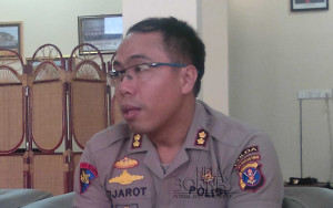 Kapolres Penajam Paser Utara AKBP Raden Djarot Agung Riadi