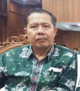 Ketua Komisi Pemilihan Umum Kalimantan Tengah, Ahmad Syar' i