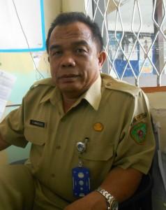 Kepala Bidang Kesehatan Masyarakat Dinas Kesehatan Kabupaten Penajam Paser Utara, Ammas Alie (Dika - Hello Borneo)