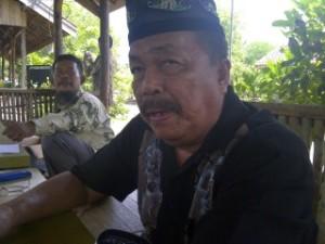 Ketua PKB Kalteng, HM Asera. (Eef JKN - Hello Borneo)