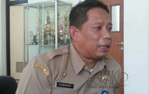 Kepala Dinas Pekerjaan Umum Kabupaten Penajam Paser Utara, Alimuddin (Suherman - Hello Borneo)