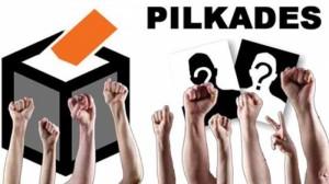 Pilkades Serentak. (MR Saputra - Hello Borneo)