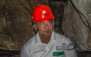 Bupati Penajam Paser Utara, Yusran Aspar (Elim Sahara - Hello Borneo)