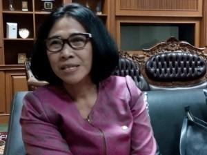 Anggota Komisi II DPR RI dari daerah pemilihan Kalimantan Timur-Kalimantan Utara, Hetifah Sjaifudian (Bagus Purwa - Hello Borneo)