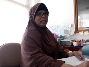 Kepala Bagian Pemerintahan Sekretariat Kabupaten Penajam Paser Utara, Misni Mi'rajtul Attaqwa (AH Ari B - Hello Borneo).