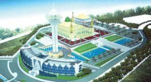 Islamic Center Balikpapan (Ist)