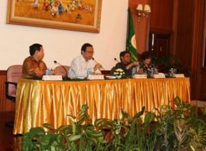 Kegiatan pencerahan APPSI Bagi Pejabat Tingkat Provinsi se-Kalimantan (Subur Priono - Humas Penajam Paser Utara)